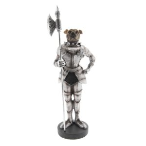 6PR2372 - Decoratie hond - 13*9*33 cm