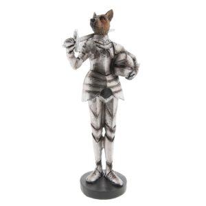 6PR2373 - Decoratie hond - 15*12*32 cm