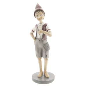 6PR2418 - Decoratie figuur Pinokkio - 11*9*30 cm