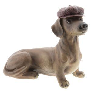 6PR2422 - Decoratie hond - 35*19*30 cm