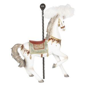 6PR2441 - Decoratie paard - 43*17*54 cm