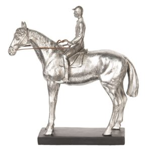 6PR2492 - Decoratie paard - 26*9*27 cm