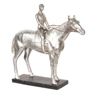 6PR2493 - Decoratie paard - 44*14*42 cm