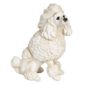 6PR2714 - Decoratie hond - 21*12*26 cm