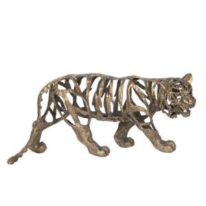 6PR2814 - Decoratie tijger - 45*15*19 cm