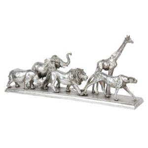 6PR2820 - Decoratie wilde dieren - 51*10*22 cm