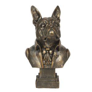 6PR2861 - Decoratie hond - 14*11*15 cm