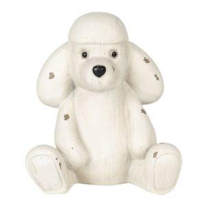 6PR2929 - Decoratie hond - 14*12*16 cm