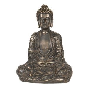 6PR2947 - Boeddha - 14*20*27 cm
