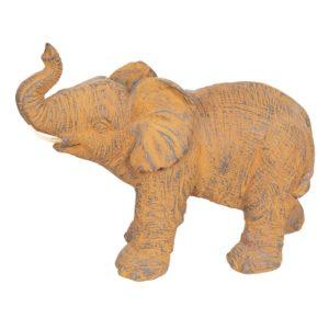 6TE0274 - Decoratie olifant - 46*24*42 cm