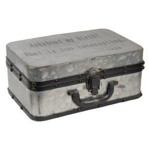 6Y2550 - Decoratie koffer - 29*20*13 cm