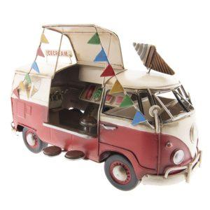 6Y2994 - VW bus model licentie - 27*15*17 cm