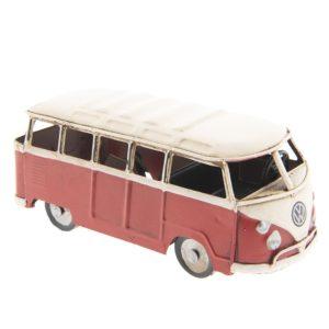 6Y2995 - VW bus model licentie - 14*6*6 cm
