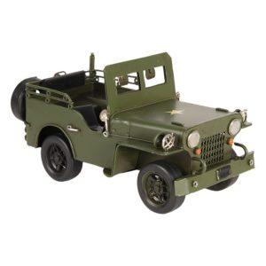 6Y3384 - Model jeep - 17*9*9 cm
