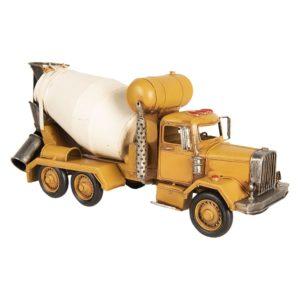 6Y3393 - Model betonmixer - 37*12*17 cm