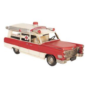 6Y3395 - Model ambulance - 33*14*13 cm