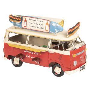 6Y3434 - VW bus model licentie - 25*14*16 cm