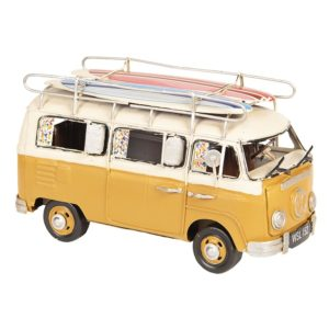 6Y3435 - VW bus model licentie - 20*10*11 cm