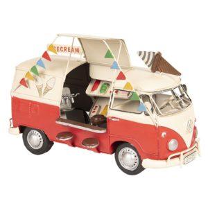 6Y3436 - VW bus model licentie - 26*14*17 cm