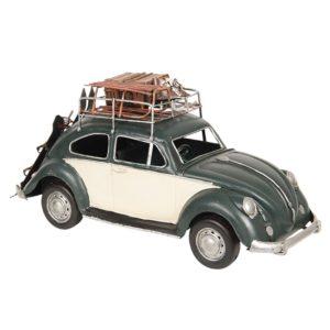 6Y3437 - VW kever model auto licentie - 36*12*16 cm