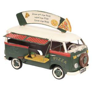 6Y3439 - VW bus model licentie - 25*14*18 cm