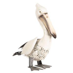 6Y3540 - Decoratie pelikaan - 38*21*50 cm