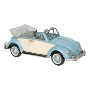 6Y3798 - VW kever model auto licentie - 34*13*12 cm