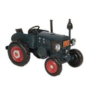 6Y3799 - Lanz tractor model licentie - 17*10*11 cm