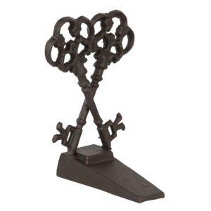 6Y3810 - Deurstopper sleutels - 12*11*16 cm