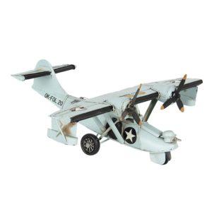 6Y3820 - Model vliegtuig - 28*24*10 cm