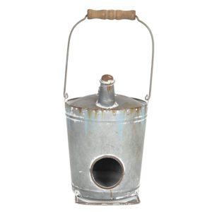 6Y3922 - Decoratie vogelhuis - 17*16*26 cm