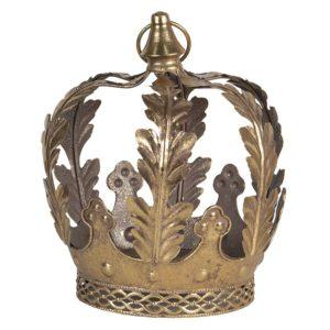 6Y4029 - Decoratie kroon - Ø 22*25 cm