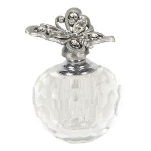6ZI369 - Parfumflesje vlinder - 5*4*9 cm