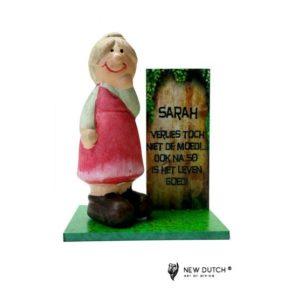 700654 - Sarah Verlies toch niet... - 8 cm