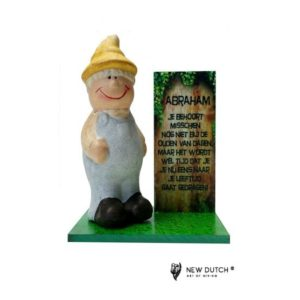 700657 - Abraham Je behoort... - 8 cm