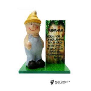 700659 - Abraham Ook al voel... - 8 cm