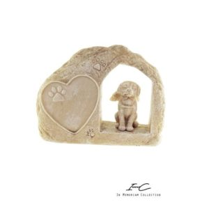 300737 - Angel Dog Urn- 400 cc