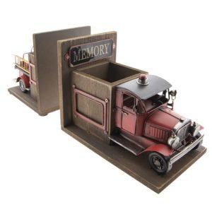BR0004 - Model vrachtauto boekensteun - set 2