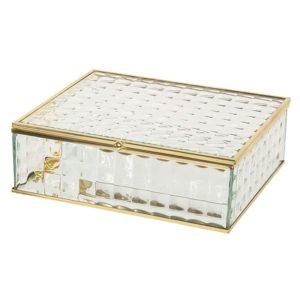 CC6GL0018L - Juwelendoosje - 20*16*6 cm