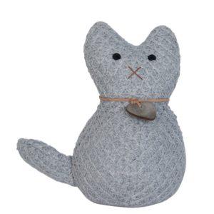 DT0263 - Deurstopper kat - 20*10*21 cm