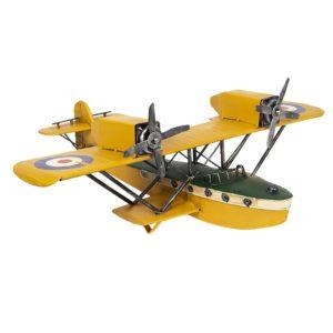 JJVL0006 - Vliegtuig - 60*48*21 cm