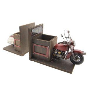 MO0023 - Model motor boekensteun - set 2