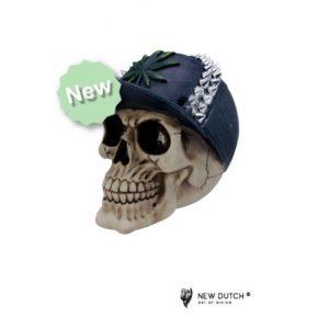 600826 - Skull Weed - 12x15x15cm