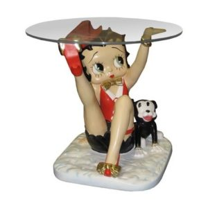 Betty Boop Table 338075