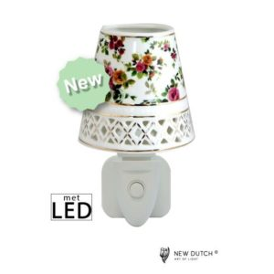 500179 - Night Light LED English Rose