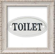 Deurbordjes Toilet