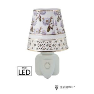 500168 - Night Light LED White Roses