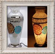 Mozaiek Tafellampen