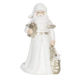 6PR3056 - Decoratie kerstman - 17*17*31 cm