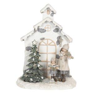 6PR3068 - Decoratie Kerst LED - 16*9*21 cm